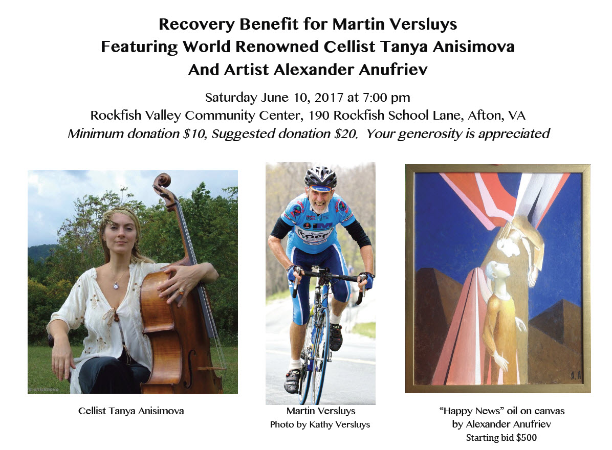 poster recovery benefit concert